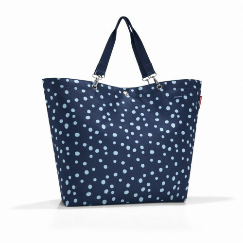 Reisenthel SHOPPER XL, ZU in de kleur 4044 navy spots 4012013584329