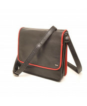 Berba / FLAPBAG / 005-474_15 black - red