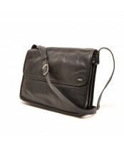 Berba / FLAP BAG LARGE / 005-575_00 black