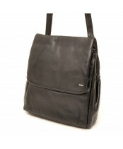 Berba / FLAP BAG / 005-800_00 black