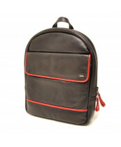 Berba / BACKPACK / 005-855_15 black - red