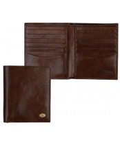 The Bridge / MEN'S WALLET / 014291_14 marrone
