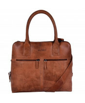 DSTRCT / Business Tas / 016220_30 cognac