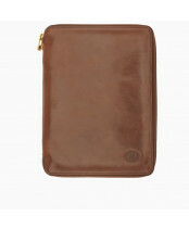 The Bridge / A5 DESKPAD ZIP / 019035_14 marrone