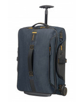 Samsonite / DUFFLE WHEELS 55 / 01N-007_21 jeans blue_1460