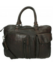 DSTRCT / Business Bag 2VV / 026220_20 brown