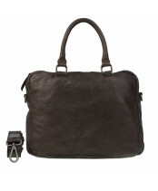 DSTRCT / Business Tas / 026320_20 brown