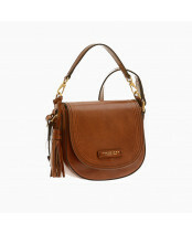 The Bridge / LADIES HANDBAG / 041217_14 marrone
