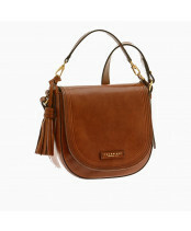The Bridge / LADIES HANDBAG / 041227_14 marrone