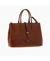 The Bridge / LADIES HANDBAG / 041317_14 marrone