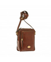 The Bridge / MEN'S BAG 16CM / 052405_14 marrone