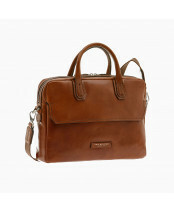 The Bridge / BUSINESS BAG / 061417_14 marrone