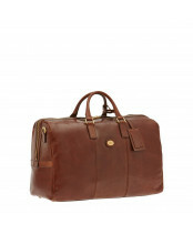 The Bridge / DUFFLE BAG / 074135_14 marrone