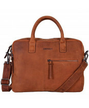 DSTRCT / Business Tas / 076120_30 cognac