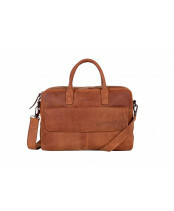 DSTRCT / Business Tas / 076420_30 cognac