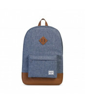 Herschel Supply / HERITAGE / 10007_01570 dark chambray crosshatch