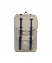 Herschel Little America 10014 Light Kaki Crosshatch