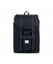 Herschel Little America 10020 Black Rubber