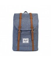 Herschel Supply / RETREAT / 10066_01570 dark chambray crosshatch