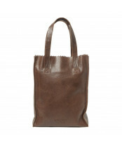 MYOMY / LONG HANDLE ZIP / 1027_rambler brandy