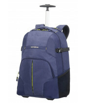 Samsonite / LAPTOP BACKPACK-WHEELS / 10N-007_11 dark blue_1247