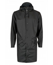 Rains / LONG JACKET / 1202_01 black