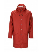 Rains / LONG JACKET / 1202_20 scarlet