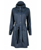 Rains / CURVE JACKET / 1206_02 blue