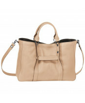Longchamp / TOP HANDLE BAG / L1285770_414 sand