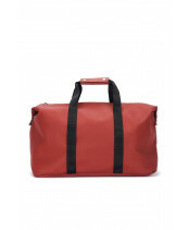 Rains Weekend Bag 1286 scarlet