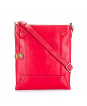 Mywalit / FLAT ACROSS BODY BAG / 2065_25 red