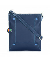 Mywalit / FLAT ACROSS BODY BAG / 2065_80 blue