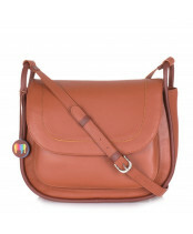 Mywalit / LARGE CROSS BODY FLAPOVER / 2072_121 siena