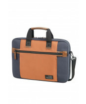"Samsonite / LAPTOP BAG 15"" / 22N-004_11 blue-orange_1113"