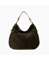 Fred d/l Bretoniere / SHOULDERBAG L / 233010008_3040 dark brown