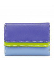 Mywalit / DOUBLE FLAP PURSE / 250_126 lavender