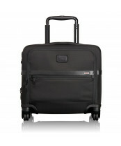 Tumi ALPHA 2 4 WHEEL COMPACT BRIEF, 26624 in de kleur black 742315282510