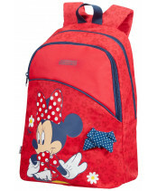 American Tourister / BACKPACK S + PRE-SCHOOL D / 27C-022_80 minnie bow_5424