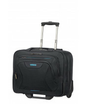 "American Tourister / ROLLING TOTE 15"" / 33G-006_09 black_1041"