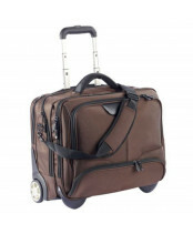 Dermata Office Case Trolley 3456NY brown