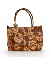 Meier Lederwaren / BAG IN BAG L / 401_21 batik/brown