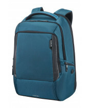 "Samsonite / TECH LP BACKPACK 17"" / 41D-104_11 petrol blue_1686"