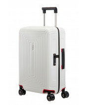 Samsonite / SPINNER 55 / 44D-001_15 matte white_5406