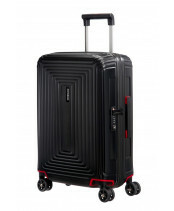 Samsonite / SPINNER 55 / 44D-001_19 matte black_4386