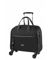 Samsonite KARISSA BIZZ SPINNER TOTE, 60N-007 in de kleur 09 black 5414847883682