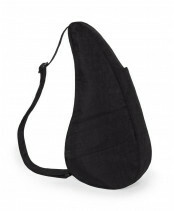 Healty Back Bag Clasic Textured S 6103 black