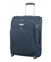 Samsonite / UPRIGHT 55 EXP TOPPOCKET / 65N-002_01 blue_1090