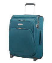 Samsonite / UPRIGHT 55 EXP TOPPOCKET / 65N-002_11 petrol blue_1686