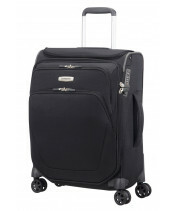 Samsonite / SPINNER 55 TOPPOCKET / 65N-005_09 black_1041