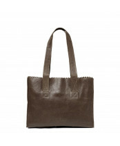 My Paper Bag / HANDBAG ZIP / 7740_rambler taupe